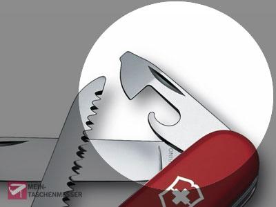 schweizer taschenmesser funktionen dosenöffner
