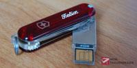 Victorinox Classic USB mit Gravur