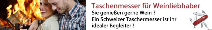 Schweizer Taschenmesser für Weinliebhaber